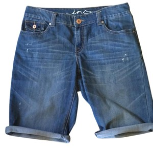 INC International Concepts Capris Blue denim