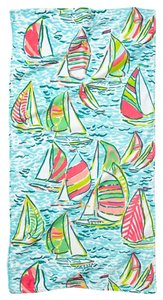 Lilly Pulitzer BEACH TOWEL Ugotta regatta