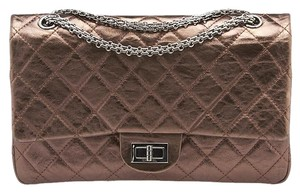 Chanel Reissue 2.55 Flap Quilted Leather Shoulder Bag