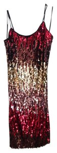 Forever 21 Sequin Ombre Dress