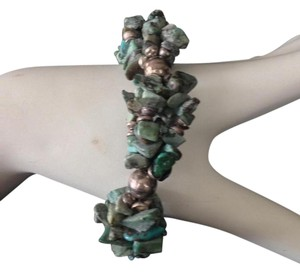 Other Raw Turquoise Bracelet