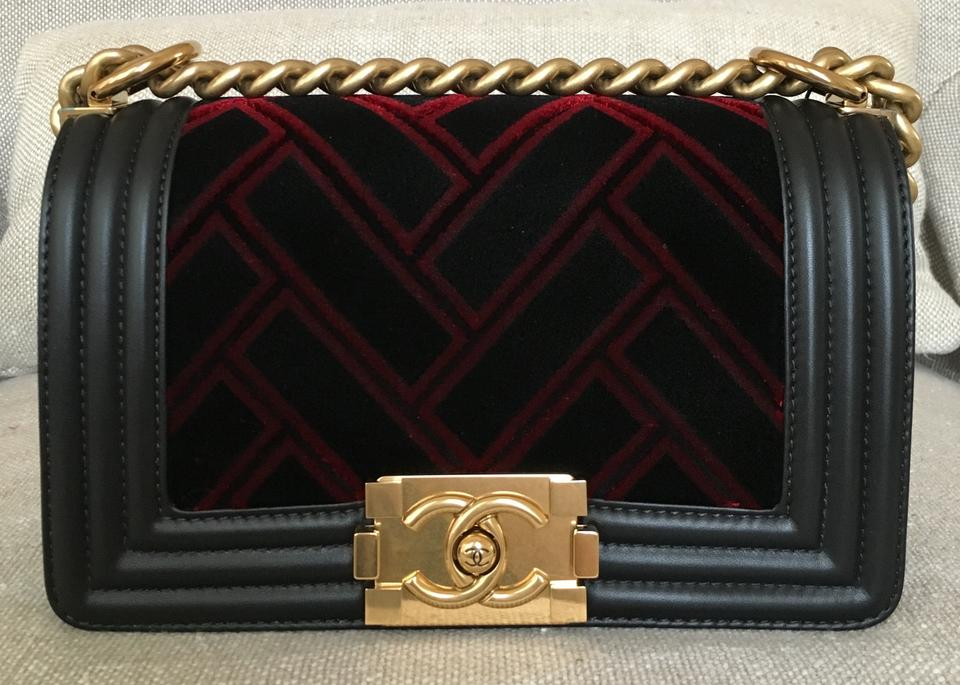 12edabca7b6a Chanel Boy Runway Paris In Rome Small Cross Body Bag - Tradesy