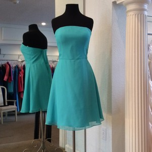 Forever Yours Tiffany Blue Dress