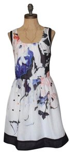 Matty M short dress MULTI COLOR Water Tie Dye on Tradesy