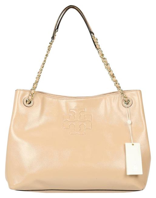 Item - Robinson M195-1 5 Pink Patent Leather Tote