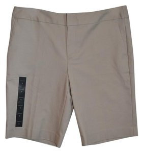 Banana Republic Classic Bermuda New With Tags Bermuda Shorts Beige