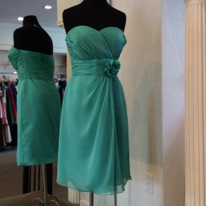 Bari Jay Seafoam Dress