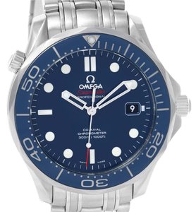 Omega Omega Seamaster James Bond 300M Co-Axial Watch 212.30.41.20.03.001
