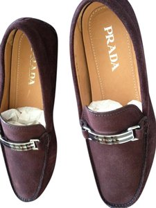 Prada Dark Brown Formal