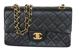 Chanel Small Classic Flap Vintage Shoulder Bag