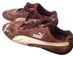 89b5a5412b3 Women s Beige Puma Shoes - Up to 90% off at Tradesy
