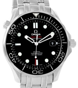 Omega Omega Seamaster Diver Co-Axial Watch 212.30.41.20.01.003 Box Papers