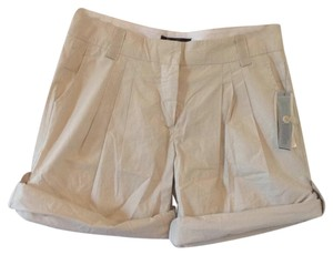 Kenneth Cole Cuffed Shorts Khaki