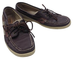 Sperry Brown Athletic