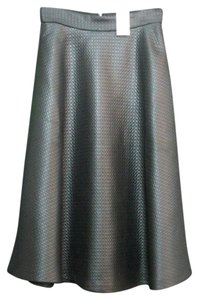 Banana Republic Jacquard Skirt BLACK