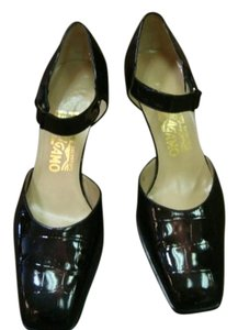 Salvatore Ferragamo Mary Jane Pump black Pumps