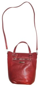Nine West Faux Leather Leather Shoulder Bag