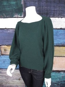 Lafayette 148 New York Wool Cashmere Dolman Boxy Petite Sweater