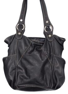 Tignanello Pebbled Hobo Bag