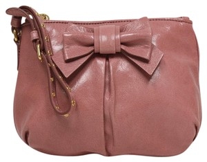 Miu Miu Clutch Designer Luxury Wristlet in Light Pink
