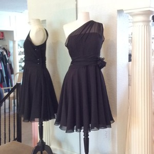 Forever Yours Black Dress