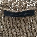 Roberto Collina Sequin Gold Top Roberto Collina Sequin Gold Top Image 7