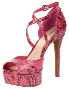 Giannini Pink Sandals