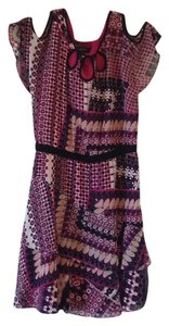 Nine West short dress Multi on Tradesy