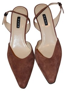 Hype brown Pumps
