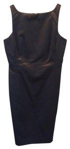 Nicole Miller Satin Sleek Stunning Dress