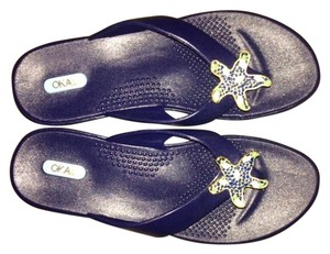 069a8d444dc09 OKA b. Sandals - Up to 90% off at Tradesy