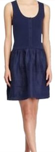 Burberry short dress Lapis Blue ( navy ) on Tradesy