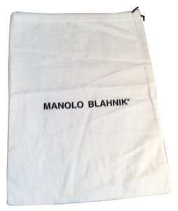 Manolo Blahnik Shoe Cover Dust Storage Bag