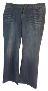 Canyon River Blues Boot Cut Pants Blue Jean