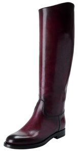 Gucci Cherry Gloss Boots