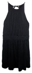Juicy Couture short dress Navy Cotton on Tradesy