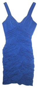 XOXO Polyester Stretchy Fitted Dress
