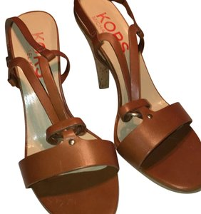 MICHAEL Michael Kors Tan Sandals