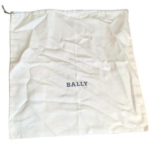 Bally Small Clutch Wallet Handbag Dust Cover Or Storage Bag