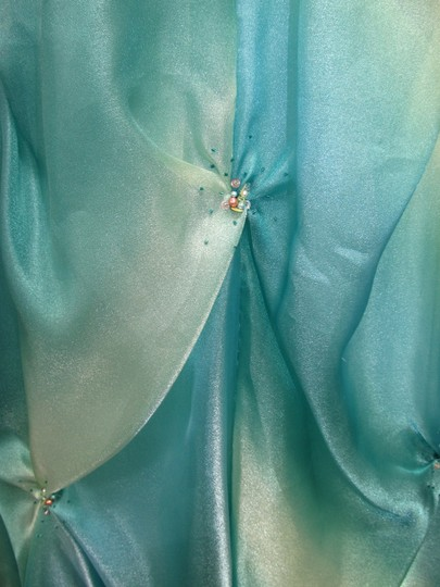 Tony Bowls Teal 17531 Dress - 65% Off Retail outlet