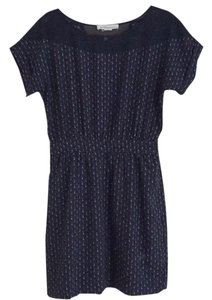 BCBGeneration short dress Navy on Tradesy