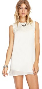 Forever 21 short dress White Cream on Tradesy
