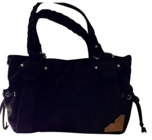 Roxy Satchel in black