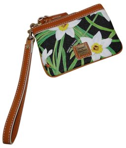 Dooney & Bourke Dooney & Bourke Daffodil Flower Coin Purse/ Wristlet