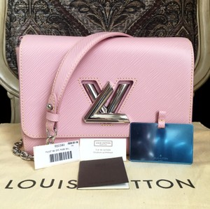 Louis Vuitton Brand New Rose Ballerine Cross Body Bag
