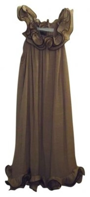 Preload https://item5.tradesy.com/images/beige-urban-mango-knee-length-cocktail-dress-size-8-m-166989-0-0.jpg?width=400&height=650