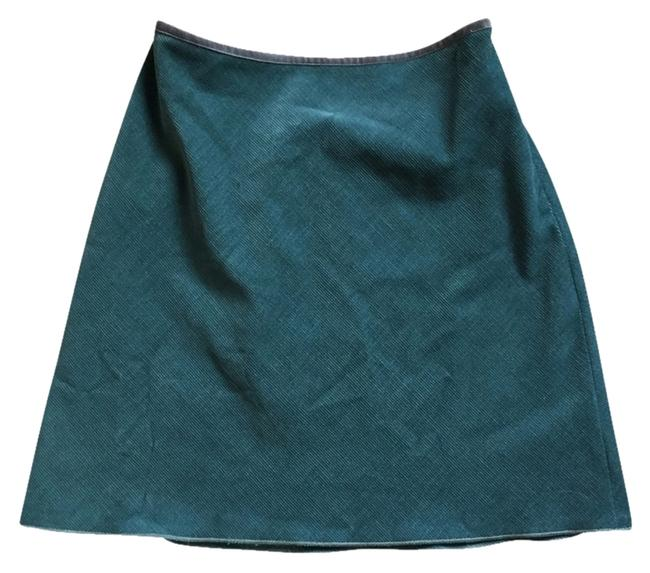 Margaret O'Leary Casual Skirt Teal