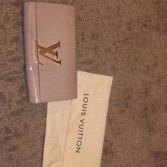 Louis Vuitton Nude Clutch Image 2