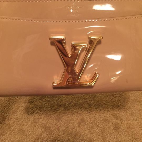 Louis Vuitton Nude Clutch Image 3