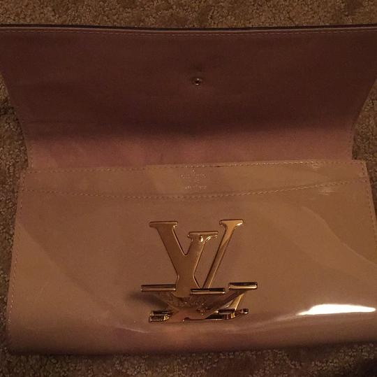 Louis Vuitton Nude Clutch Image 4